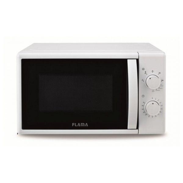 Микроволновая печь с грилем Flama 1884FL, 20 л, 700 Вт, белая Микроволновые печи    АлиЭкспресс