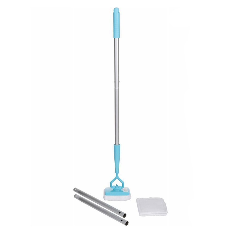 Home Supplies Multi-function Long Handle Household Cleaning Brush Set 360 Degree Rotating Scrubber Pakistan