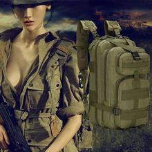 New Camouflage Mens Military Tactical Backpack Nylon Waterproof Outdoor Sports Mountaineering Camping Hunting