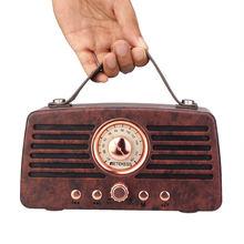 Fm радиоприемник retekess tr607 портативное украшение классическое