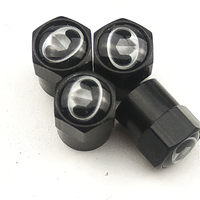 wholesale black Sport CAR Styling Auto Accessories Car Wheel Tire Valve Caps Case for great wall car