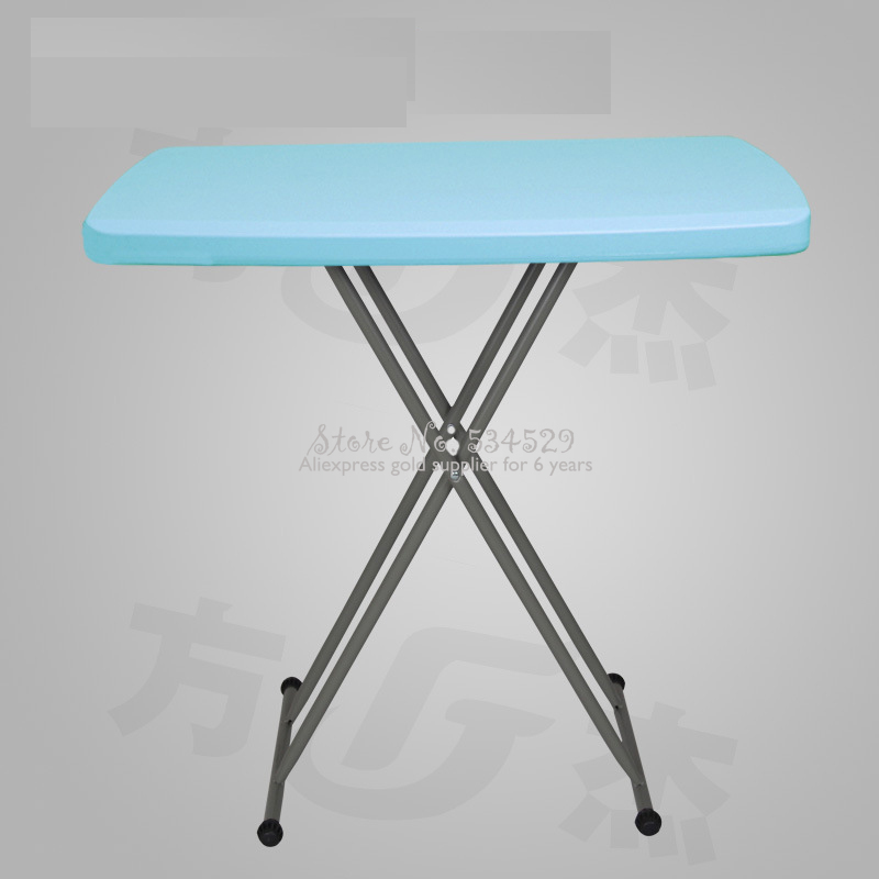 25%Foldable Computer Table Simple Folding Table Height Adjustable Dining Study Desk Laptop Table Stand Tray For Sofa Bed Black