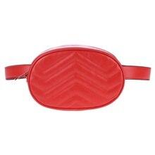 Fashion Waterproof Women Sling Pack Belt Sack Waist Bags fanny pack for women