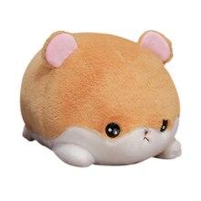 Мультяшная кошка-крот Шиба-ину, кролик, плюшевые игрушки-животные, подушка, кукла, украшение для дома, подвеска для детской комнаты, празднич...