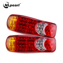 Автомобильный светильник nlpearl в сборе 46 светодиодный задний