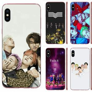 Bigbang - Kpop For Samsung Galaxy Note 5 8 9 S3 S4 S5 S6 S7 S8 S9 S10 5G mini Edge Plus Lite Design Phone Case(China)