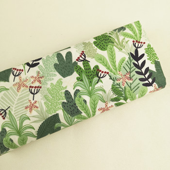 100% cotton printed  fabric diy sewing fabric for home textile bedding sheets baby dress DIY manual work cloth tecidos tilda 2