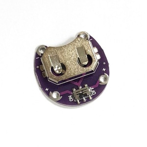 Image 3 - LilyPad Soporte de pila de moneda, módulo de montaje de batería, LilyPad, pila de moneda, 20 piezas
