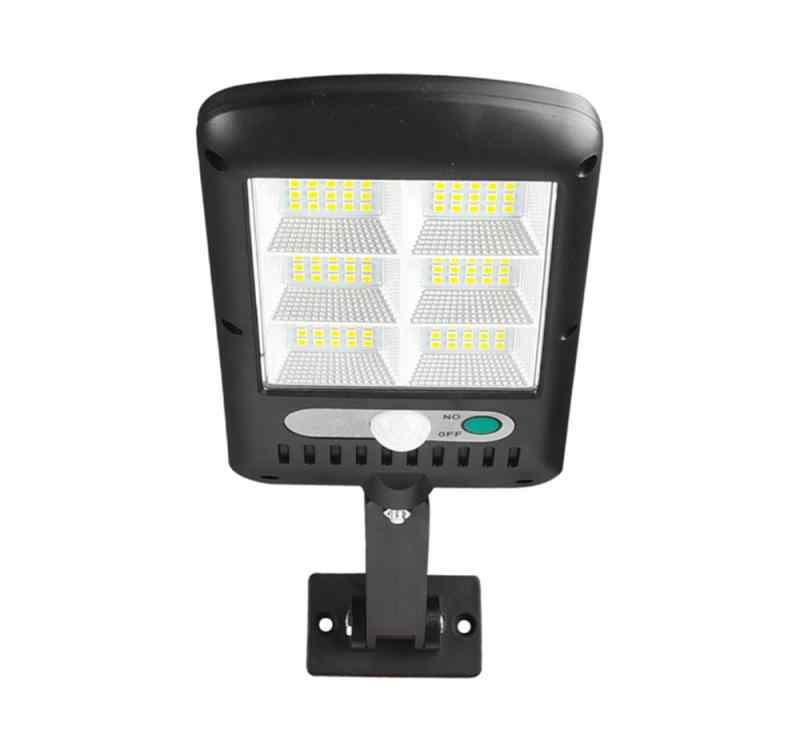 Solar Outdoor Motion Detection Wall Lamp Induction Light for Patio, Garden, Street, Home Lighting