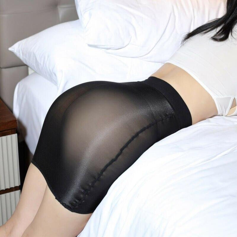 Mini Skirt Sexy Womens Mesh See Through Stretch Club Lingerie Dance Party Dress Stretch Micro Skirt See Through Sheer Nightwear