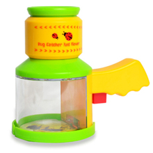 Insect Catcher Bug Viewer Magnify Microscope Kids Toy Educational Explore Science Tool Small Adjustable Teaching Gift Children