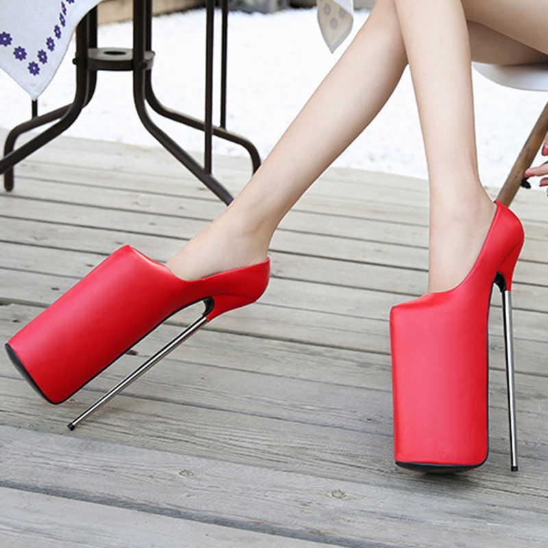 Women Shoes Pumps Drag Queen CD Super