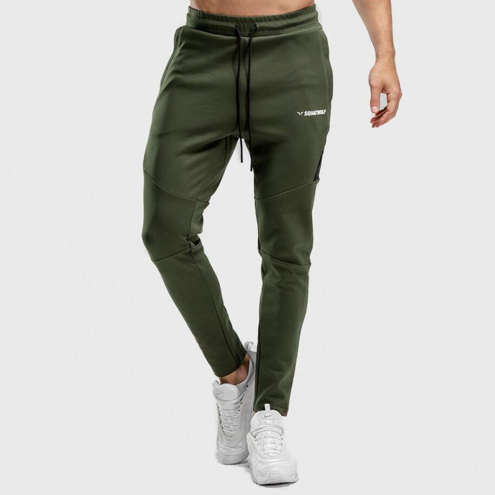 Jogger Sweatpants Men Casual Skinny Cotton Pants Gym Fitness Workout Trousers Male 2020 Spring New Sportswear TrackPants Bottoms