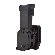 Tactical IPSC Speed Magazine Pouch Multi-angle Pistol Mag Holster Shooting Airsoft Gear Holder