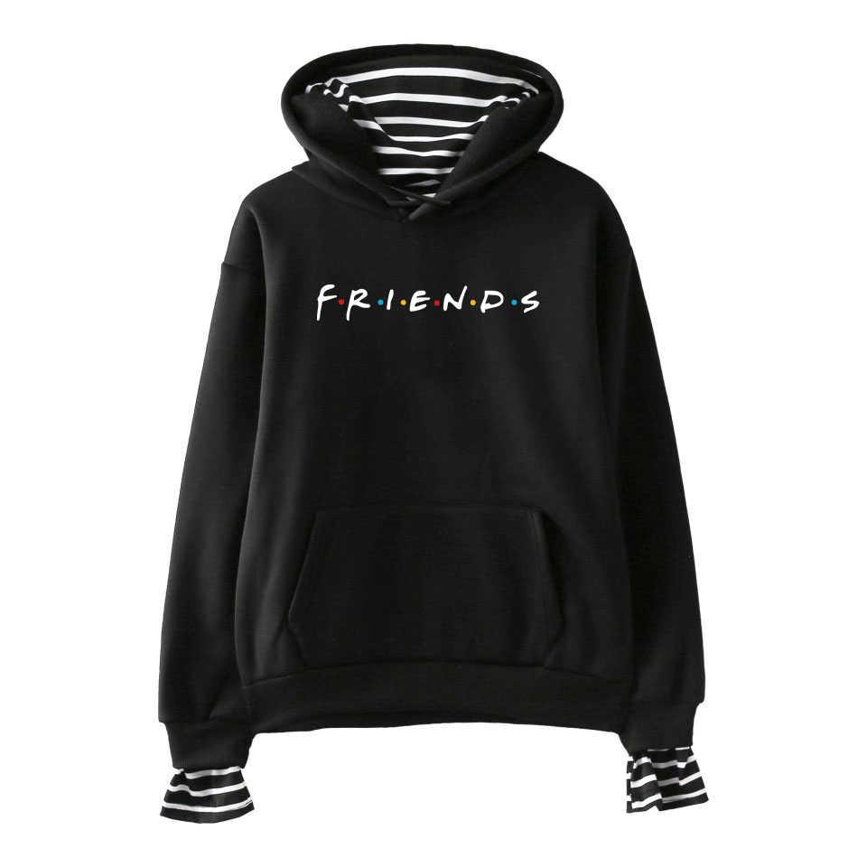 YITAN Friends Women Sweatshirt Teen Girl Pullover