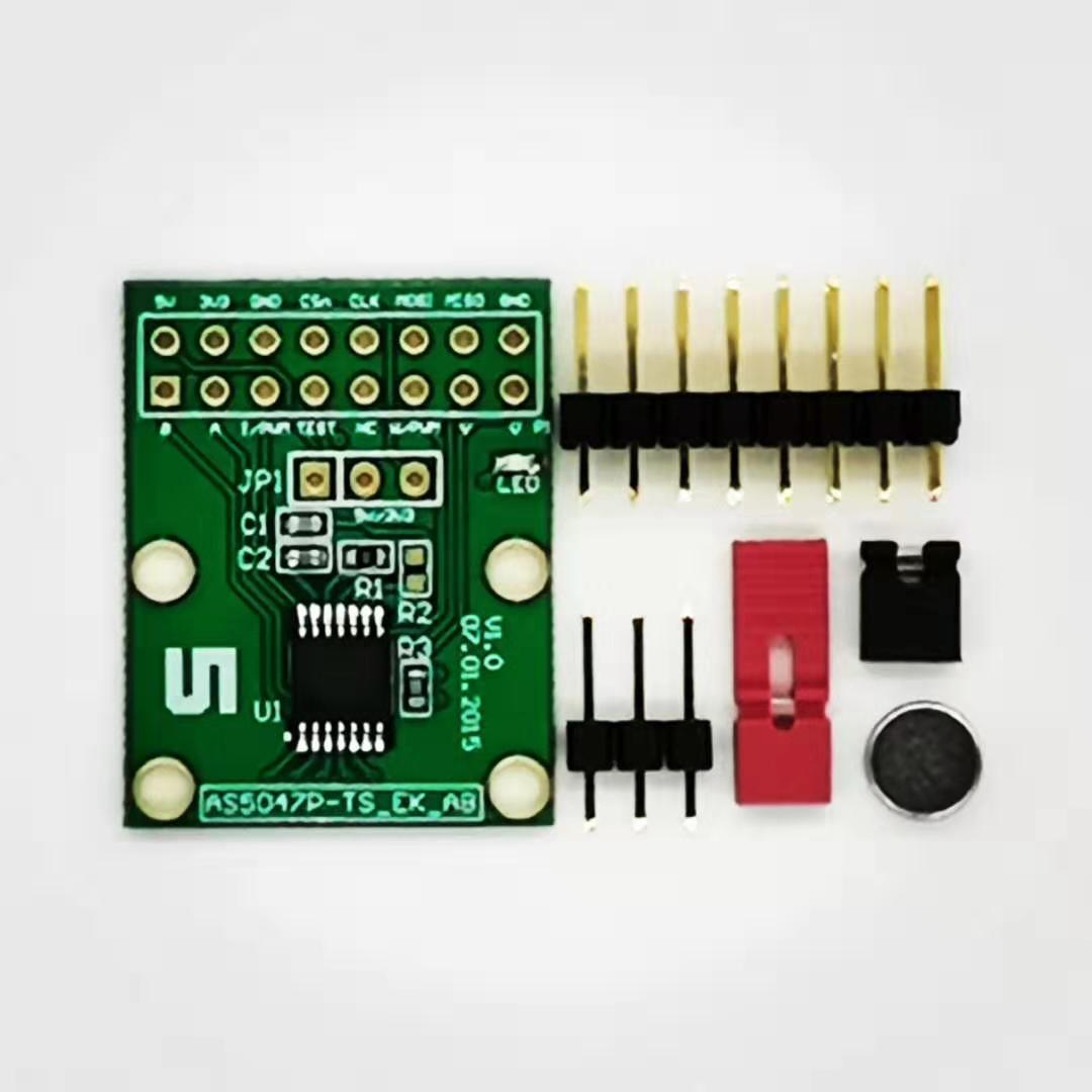 AS5047D-ATSM AS5047P Doggo ODrive Magnetic Encoder