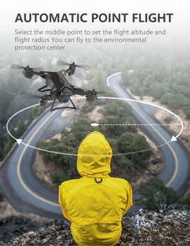 KY601G/S drone 4K 5G WIFI FPV Helicopter distance 2km Gesture photo Selfie drone gps profissional RC Quadcopter VS SG907 2