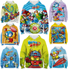 Kids 3D Print Super Zings Hoodie Autumn Winter Children Superzings 6 Series Sweatshirt Sudadera Boy Girl Cartoon Anime Pullover 1