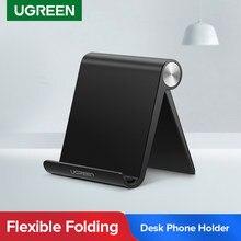 Ugreen-soporte portátil para teléfono móvil, soporte de escritorio para iPhone, Xiaomi, Huawei