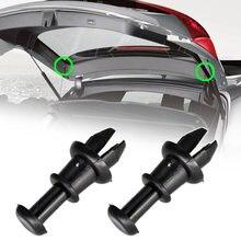 2X para Seat Altea Arona Ibiza 6L 6J 6F Leon 1M 1P Mii Toledo 5P KG paquete cordón para bandeja clips titular de pivote de 1M6867574A