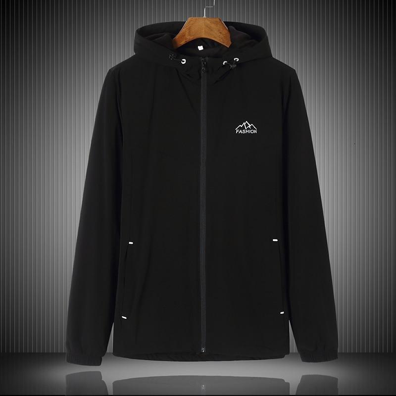 Большой размера плюс 8XL 7XL 6XL флисовые куртки мужские пилот куртка Бомбер теплые мужские модные пальто с капюшоном приталенное пальто брендо... - 4
