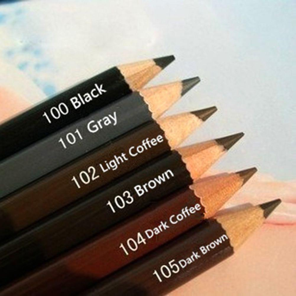 New 1Pcs Long Lasting Eyebrow Pencil Makeup Professional Eye Brow Tattoo Tint Liner Pen Waterproof Eyebrow Enhancers Cosmetics|Eyebrow Enhancers|   - AliExpress