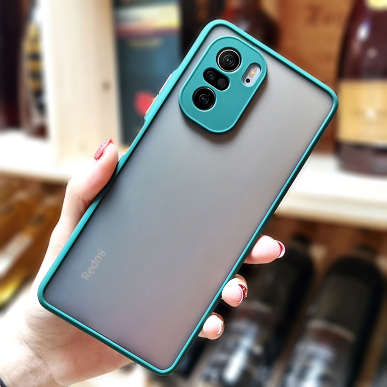 Para Xiaomi Poco X3 NFC M3 F3 Pro Mi 10 T 9, T 10 T Pro caso Redmi Note 10 9 8 7 Pro Max 9S 10S funda protectora para teléfono cubierta 5