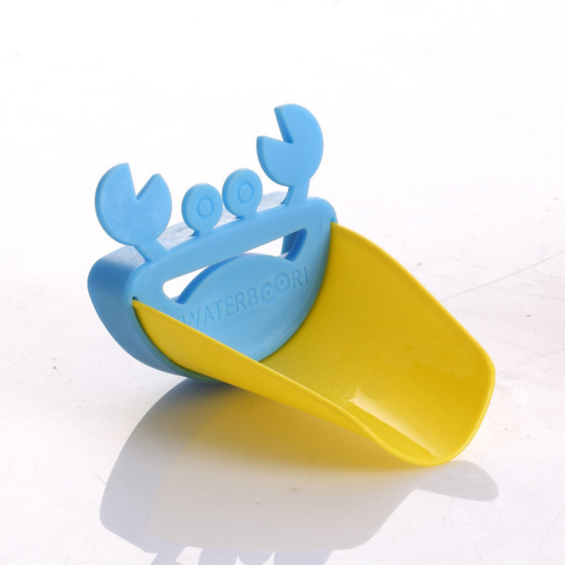 Animal Extending The Toilet Basin Sink Faucet To Extend The Mouth Diversion Water Chute