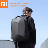 정통 xiaomi 긱 배낭 방수 15.6 인치 노트북 지퍼 디자인 가방 비즈니스 여행 틴 에이저 남성 여성 가방에 사용