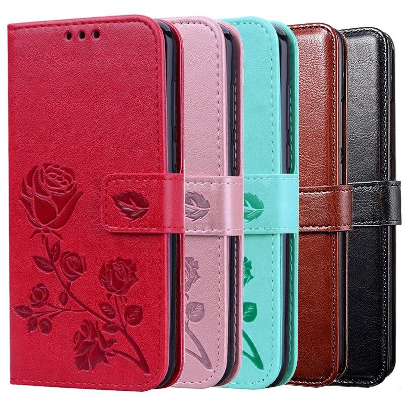Кожаный чехол-бумажник для Wiko U Pulse Lite Kenny Freddy Robby Y70 Y80 Y60 Y50 Jerry 2 3 4 Max цветочный чехол