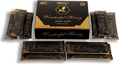 Wonderful Honey Epimedium Vital Men Sexual Increase Herbal Natural Afrodisiak Sexy Hot Nights For Men & Women