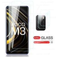 Cristal protector para xiaomi poco f 3 5g, protector de lente de cámara de seguridad, cubierta de película para modelos poco f 3 x3 gt m 3 pro f3 poko x 3 nfc