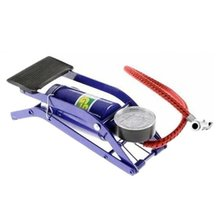 Single Tube Pedal High Pressure Gas Foot Electric Self-propelled Car Motorcycle Home Multi-function Portable Foot Pump