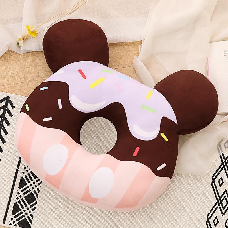 alimentos recheados biscoitos boneca macia simulação mouse