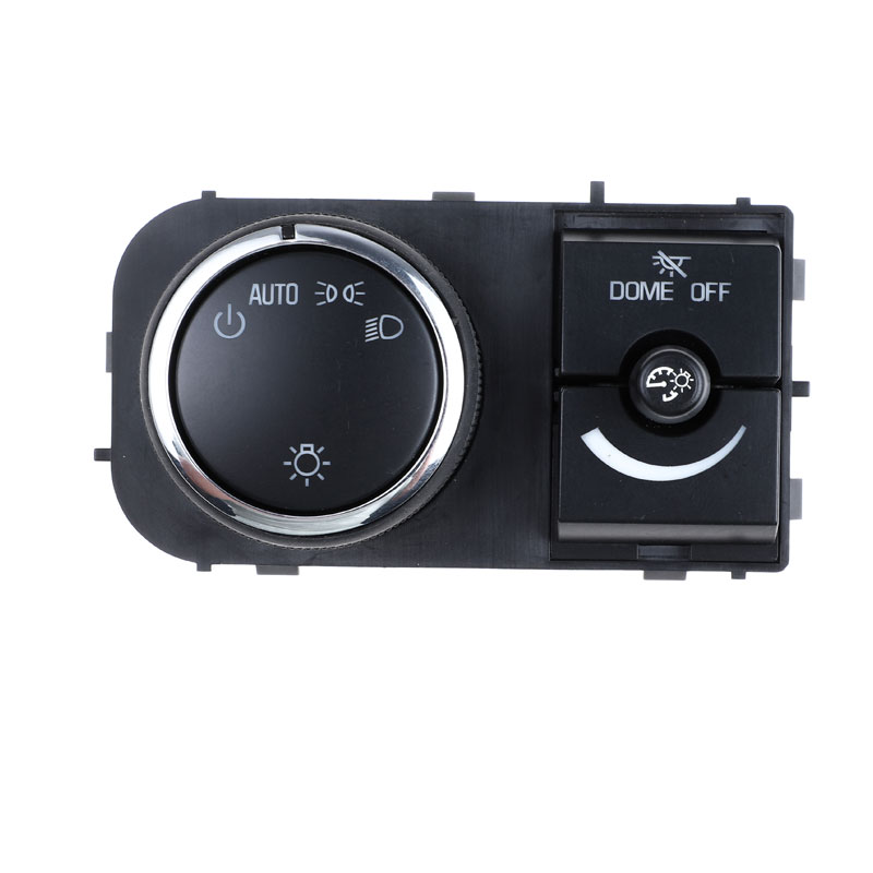 Power Headlight Switch 15096894 Front for 2007-13 GMC Sierra 1500 2500 3500