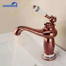 Античный кран для ванной комнаты с бронзовой отделкой латунный