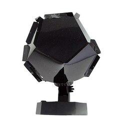 Boże narodzenie 60000 gwiazdy gwiaździste niebo lampa projektorowa DIY montaż domu Planetarium lampa do sypialni SLC88 w Lampy stołowe LED od Lampy i oświetlenie na