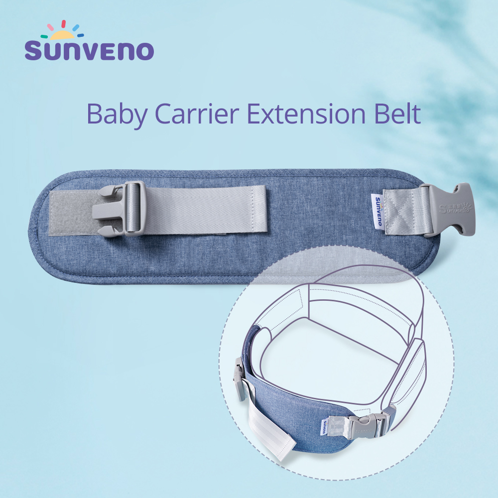 Sunveno Baby Carrier Partner Extension Strap Waist Extension Belt