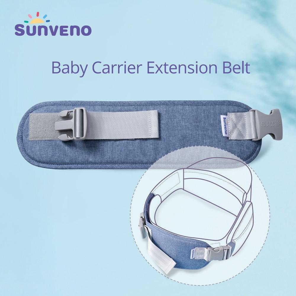 Sunveno Baby Carrier Partner Extension Strap Waist Extension Belt