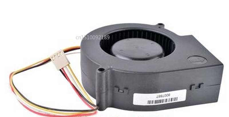 Free Shipping COOLING REVOLUTION F9733B12LT 12V 0.72A 9733 Turbo Blower Projection Device Server Fan