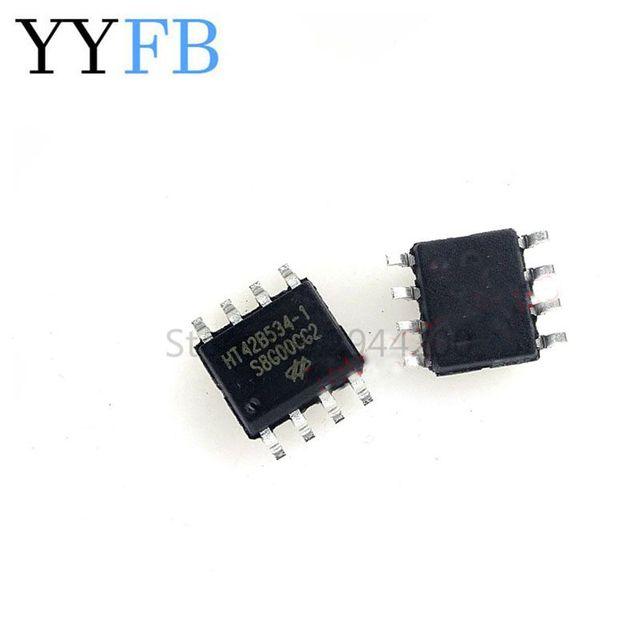 New original genuine HT42B534 1 HT42B534 patch SOP8 USB UART serial port chip