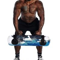 Fitness Water Bag Weight Training Bag Fitness Water Bag Exercise Equipment Muscle Training Water Injection Energy Pack