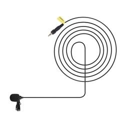 Comica Cvm M O2 3.5Mm mikrofon wielokierunkowy linii wejściowej kabel do sony mikrofonów bezprzewodowych w Akcesoria do mikrofonów od Elektronika użytkowa na