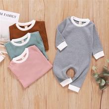 Baby Boys Romper Clothes 0-18M Newborn Girl Rompers Cotton L
