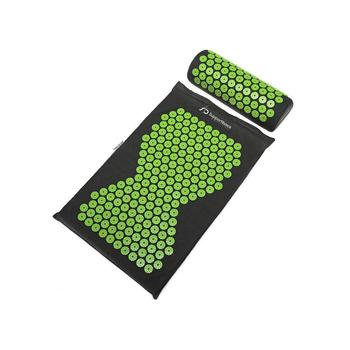 Acupuncture Massage Yoga Mat Inflatable Gym With Air Pump Portable Wellness Therapy