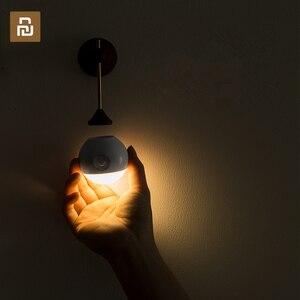 Image 2 - Умный ночсветильник Youpin Sothing Sunny с инфракрасным датчиком и USB зарядкой