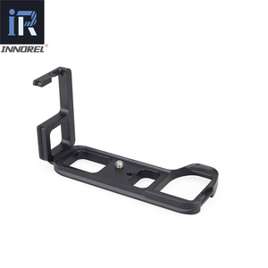 Image 2 - INNOREL LB A7M2 L Type Quick Release Plate Vertical L Bracket LB A7 II Hand Grip Specifically for SonyAlpha7II A7R2 A7M2 A7II