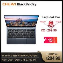 CHUWI LapBook Pro 14 Inch Narrow Bezel FHD Screen Laptop Windows10 Quad Core int