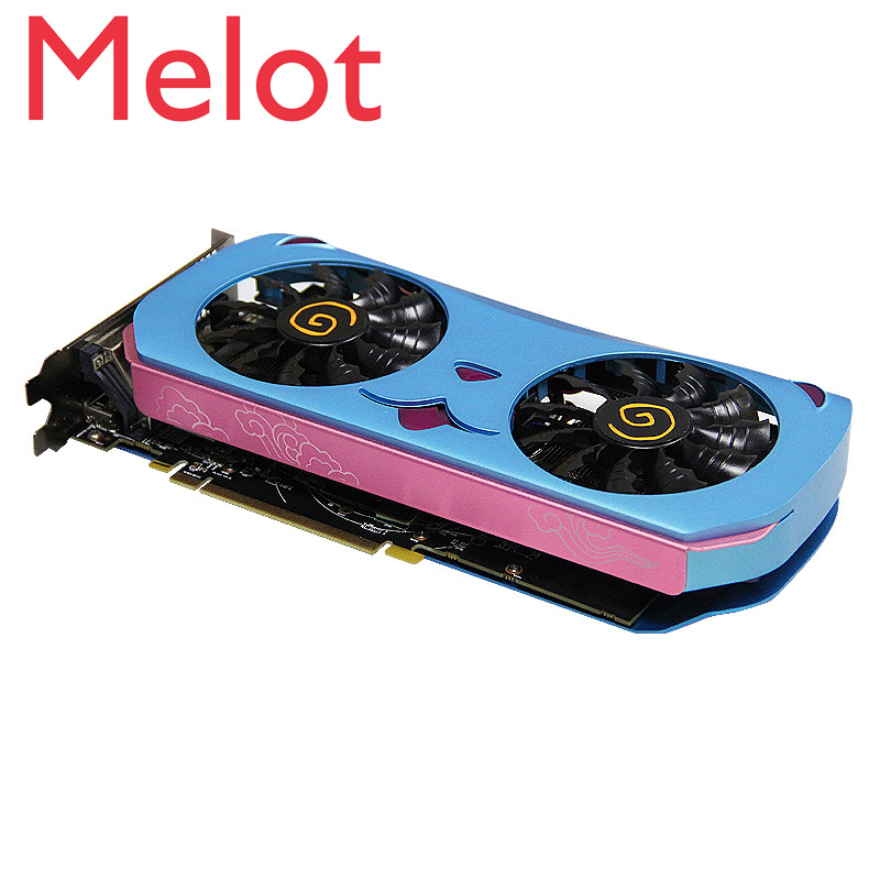 Cute Pet RX 580 8GB Gaming Graphics Card AMD YES 2048SP Radeon Video Cards Map HDMI PCI-E 3.0 Brand New External Desktop Supply