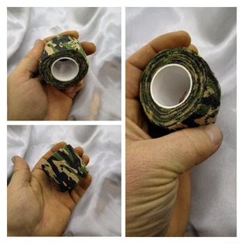 11colors Army Camo Outdoor Hunting Shooting Blind Wrap Camouflage Stealth Tape Waterproof Wrap Durable 5cmx4.5m 5